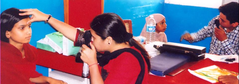 Netra Jyoti Suraksha Program